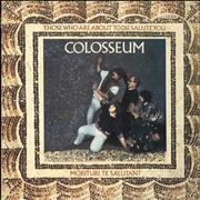 Click here for more info about 'Colosseum - Those Who Are About To Die Salute You - VG'