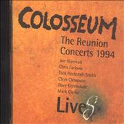 Click here for more info about 'Colosseum - The Reunion Concerts 1994'