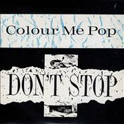 Click here for more info about 'Colour Me Pop - Don't Stop'