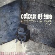 Click here for more info about 'Colour Of Fire - A Pearl Necklace For Her Majesty - White Vinyl'