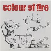 Click here for more info about 'Colour Of Fire - Cut It'