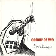 Click here for more info about 'Colour Of Fire - Decisions, Decisions - Red Vinyl'