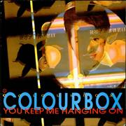 Click here for more info about 'Colourbox - You Keep Me Hanging On EP'