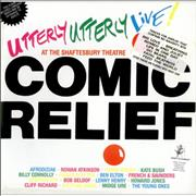 Click here for more info about 'Comic Relief - Utterly Utterly Live'