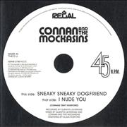 Click here for more info about 'Connan Mockasin - Sneaky Sneaky Dogfriend'