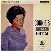 Click here for more info about 'Connie Francis - Connie's American Hits EP'