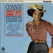 Click here for more info about 'Connie Francis - Country Music Connie Style'