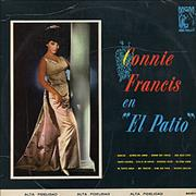 Click here for more info about 'Connie Francis - El Patio'