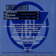 Click here for more info about 'Consolidated - Accept Me For What I Am / You Suck'