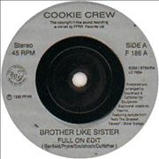 Click here for more info about 'Cookie Crew - Brother Like Sister'