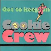Click here for more info about 'Cookie Crew - Got To Keep On'