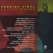Click here for more info about 'Cooking Vinyl - Delicatessen 5'