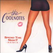 Click here for more info about 'Cool Notes - Spend The Night - Remix'