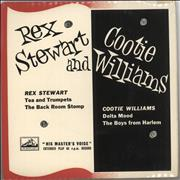 Click here for more info about 'Cootie Williams & Rex Stewart - Tea And Trumpets EP'
