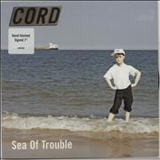 Click here for more info about 'Sea Of Trouble - Autographed'