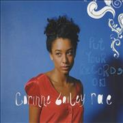 Click here for more info about 'Corinne Bailey Rae - Put Your Records On'