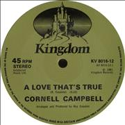 Click here for more info about 'Cornell Campbell - A Love That's True'