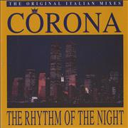 Click here for more info about 'Corona - The Rhythm Of The Night'