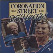 Click here for more info about 'Coronation Street 1960 - 1985: 25 Years - Autographed'