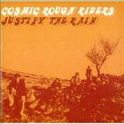 Click here for more info about 'Cosmic Rough Riders - Justify The Rain'