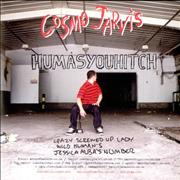 Click here for more info about 'Cosmo Jarvis - Humanasyouhitch/Sonofabitch'