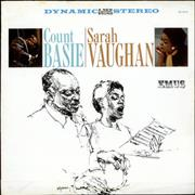 Click here for more info about 'Count Basie & Sarah Vaughan - Count Basie And Sarah Vaughan - Sealed'