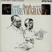 Click here for more info about 'Count Basie & Sarah Vaughan - Count Basie And Sarah Vaughan'