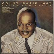 Count Basie 1947 - Brand New Wagon Germany vinyl LP