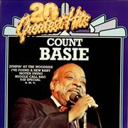 Count Basie 20 Greatest Hits Germany vinyl LP