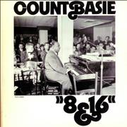 Count Basie 8 & 16 - Eight And Sixteen Sweden vinyl LP