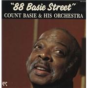 Count Basie 88 Basie Street Netherlands vinyl LP