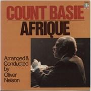 Count Basie Afrique USA vinyl LP