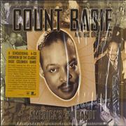 Count Basie America's #1 Band! Austria 4-CD set