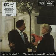 Count Basie April In Paris - 180gm UK vinyl LP