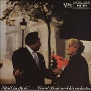 Count Basie April In Paris France vinyl LP