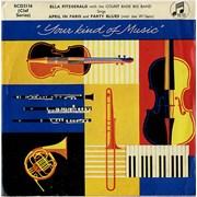 "Count Basie April In Paris UK 7"" vinyl"