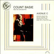 Count Basie Avenue C Italy vinyl LP