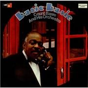 Count Basie Basic Basie UK vinyl LP