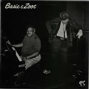 Count Basie Basie & Zoot UK vinyl LP