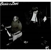 Count Basie Basie & Zoot Japan vinyl LP Promo