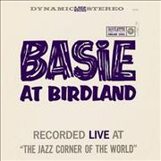 Count Basie Basie At Birdland UK CD album