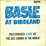 Count Basie Basie At Birdland USA vinyl LP