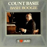 Count Basie Basie Boogie UK vinyl LP