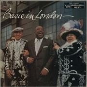 Count Basie Basie In London USA vinyl LP