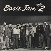 Count Basie Basie Jam #2 UK vinyl LP