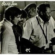 Count Basie Basie Jam UK vinyl LP
