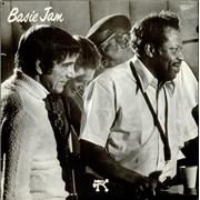 Count Basie Basie Jam Japan vinyl LP Promo