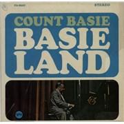 Count Basie Basie Land USA vinyl LP
