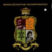 Count Basie Basie-Eckstine Incorporated UK vinyl LP