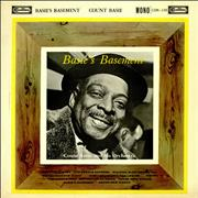 Count Basie Basie's Basement UK vinyl LP